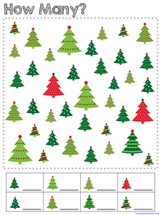 Christmas Tree Printables (6)