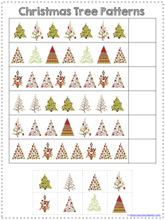Christmas Tree Printables (7)