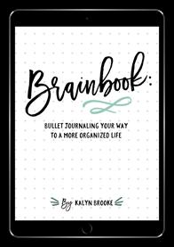 Brainbook Mockup