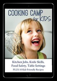 Cooking camp for kids Mockup V2