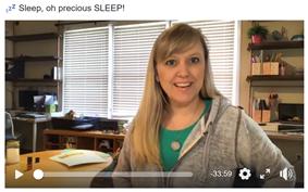 Oily Kids Sleep Video Cover