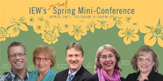Spring Mini Conference_Button 2