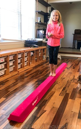 Springee Balance Beam  (2 of 6)