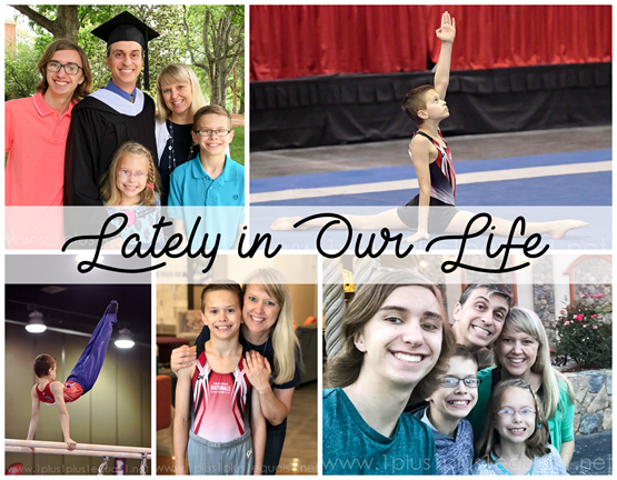 Lately In our Life May 2018