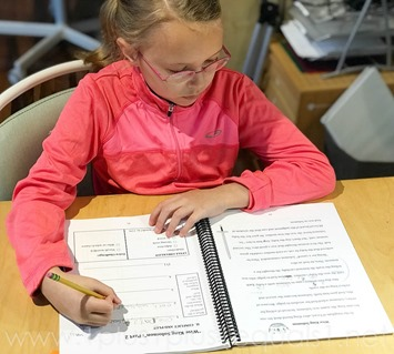 3rd Grade Homeschool Year End Review (7 of 9)