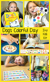Dog's Colorful Day Ivy Kids Kit Review