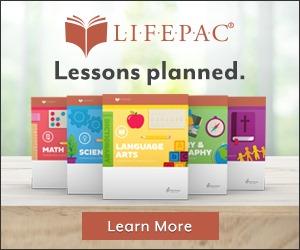 Lifepac ad