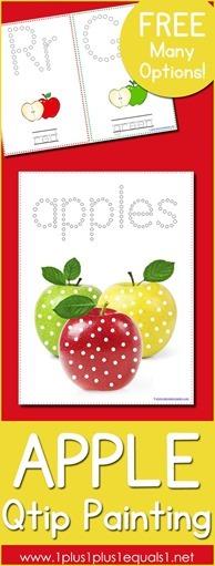 Apple-Q-tipPainting-Printables6