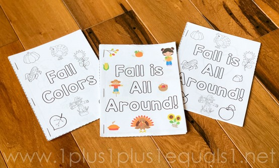 Fall Mini Books (2 of 5)