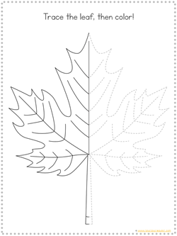 Fall Tracing Printables (6)