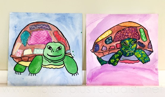 Masterpiece Society Art Turtle project (4 of 4)