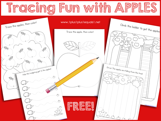 Tracing Fun with Apples