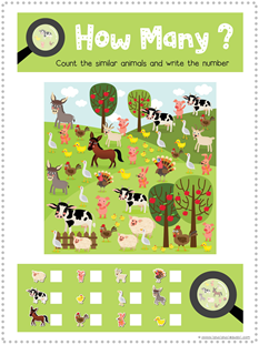 Farm Animal Fun Pack (2)