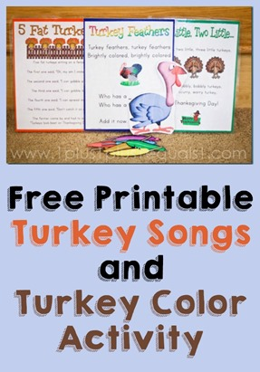 Turkey Songs