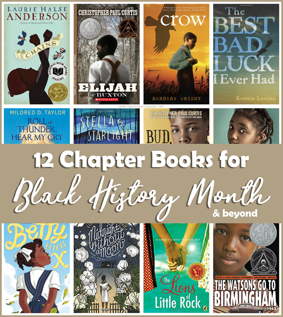 Black History Month Chapter Books