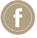 Social Media Icons Brown FB