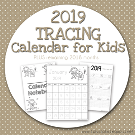 2019-Tracing-Calendar-for-Kids622222