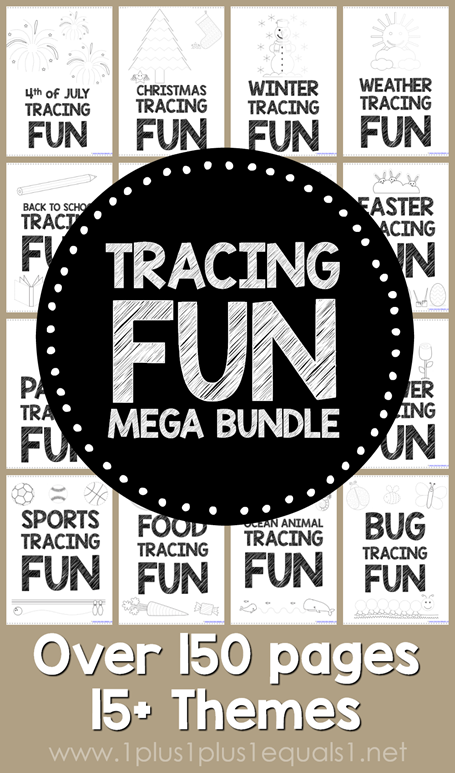 Tracing Fun Bundle[5]