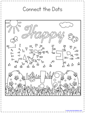 Easter Dot to Dot (1)