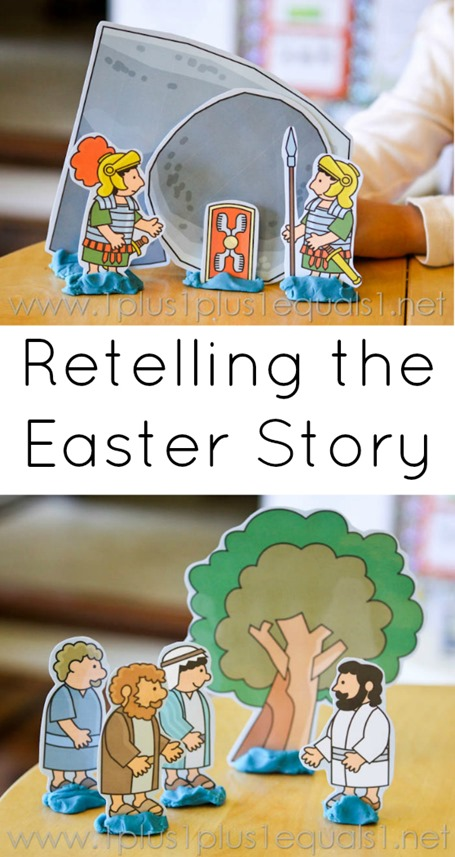 Retelling the Easter Story