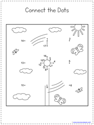 Spring Dot to Dot Printables (8)