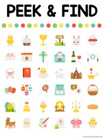 Peek & Find Easter (3)