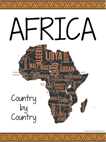 Africa Country by Country (2)