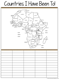 Africa Country by Country (4)