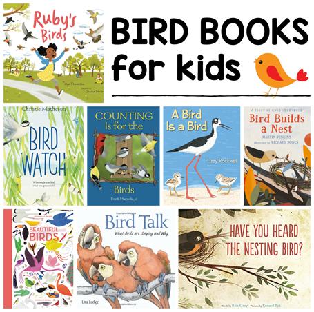 Bird Books for Kids