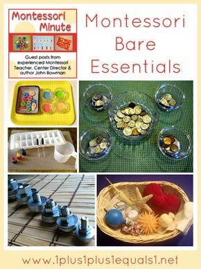 Montessori Minute Bare Essentials