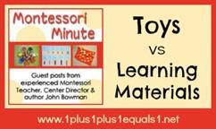 Montessori Minute Toys