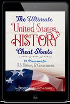 US-History-Cheat-Sheets