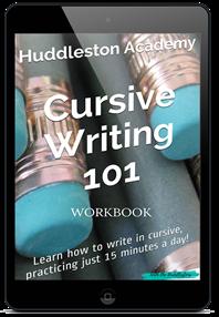 cursive101