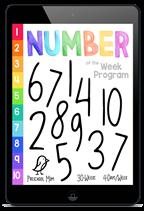 number-of-the-week