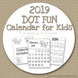 2019-Dot-Fun-Calendar-for-Kids822222