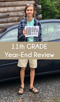 11th Grade Year End Review