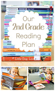 2nd Grade Homeschool Reading Plan
