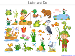 Scoot Kindergarten Literature Unit (20)