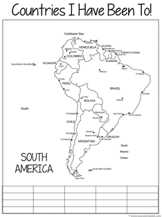 South America Country by Country (3)