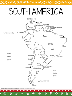 South America Country by Country (4)
