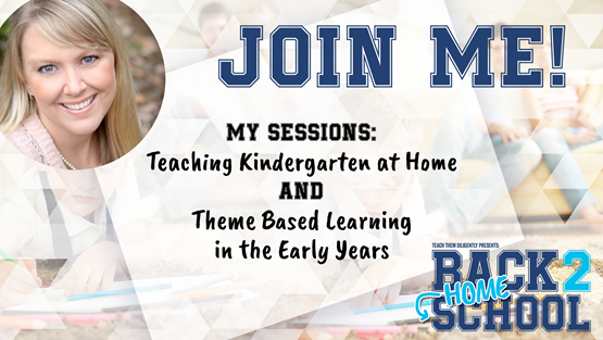 TTD 2019 Back 2 Homeschool Join Me