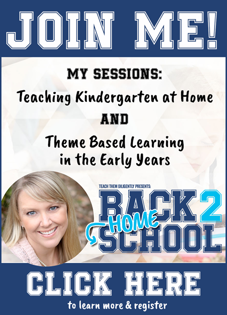 TTD 2019 Back 2 Homeschool Sidebar
